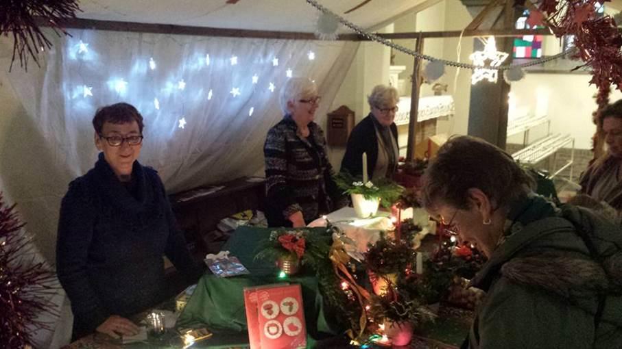kerstmarkt lepelstraat
