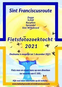 2021 Fietsfotozoektocht