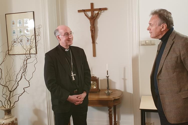 2021 Geloofsgesprek bisschop Liesen Leo Fijen