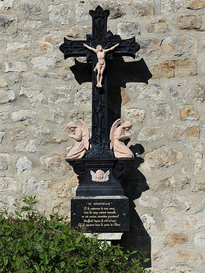 Paulhe Carbassas crucifix