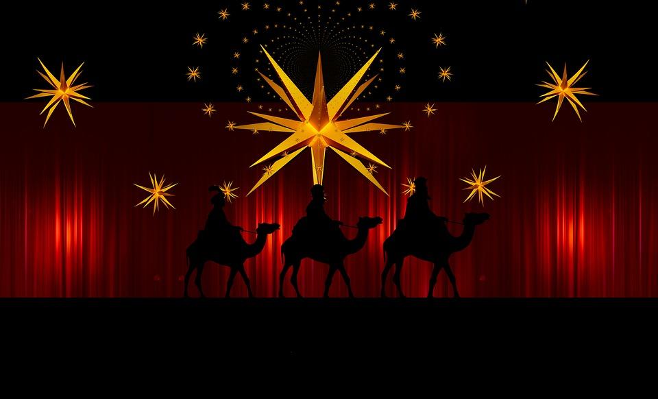 onderrand kerstmis